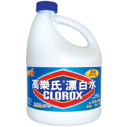 高樂氏 漂白水(原味)(2800ml/瓶)