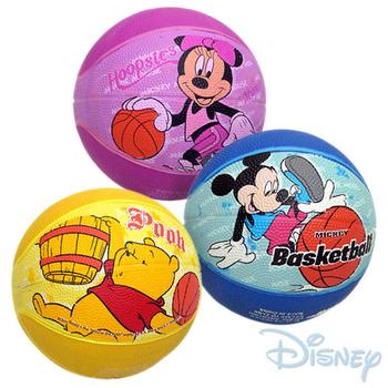 艾可兒 【迪士尼DISNEY】 1號膠籃球2入(米奇+米妮)