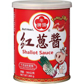 《牛頭牌》紅蔥醬(360克/罐)