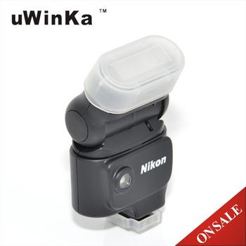 uWinka 機頂閃燈肥皂盒/外閃肥皂盒/機頂閃光燈柔光盒(Nikon SB-N5 單色)