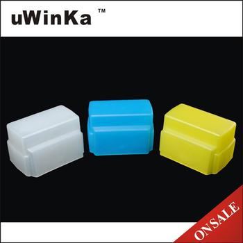 uWinka 機頂閃燈肥皂盒/外閃光燈柔光盒(Olympus FL36三色)