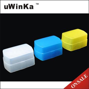 uWinka 機頂閃燈肥皂盒/外閃光燈柔光盒(Nissin日清Di622三色)