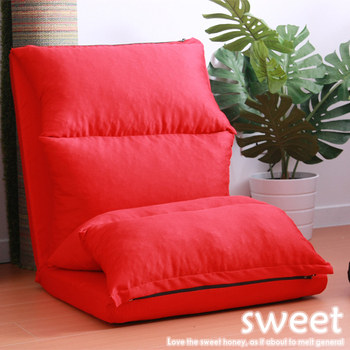 FINE SWEET 棉花糖和室椅(紅色)