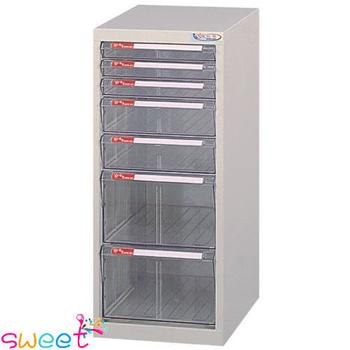 《SWEET》A4特大型抽屜綜合效率櫃-415
