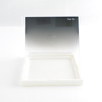 Tianya天涯 ND減光鏡/ND減光濾鏡/ND濾鏡(ND8,SOFT漸層灰,黑色)