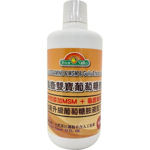 《培恩》龜鹿二仙葡萄糖胺液(946 ml /瓶)