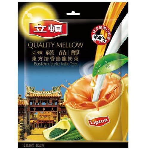 立頓 奶茶粉東方焙香烏龍量販包(19gx18入/包)