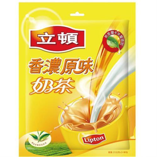 立頓 奶茶粉原味量販包(20gX24入/包)