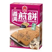 《義美》煎餅量販盒-芝麻(231g/盒)