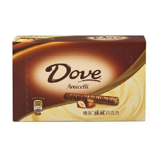Dove 德芙榛藏巧克力(100g/盒)
