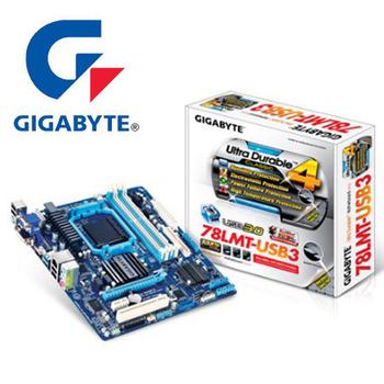 GIGABYTE技嘉 GA-78LMT-USB3 主機板
