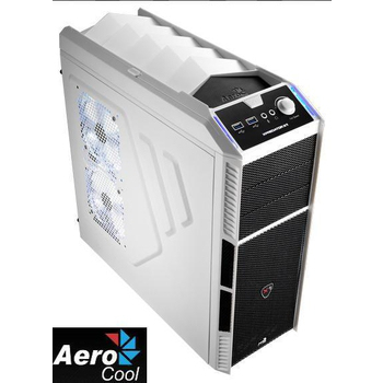 《Aero cool》XPREDATOR X1(X1-白)