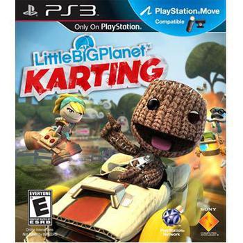 小小大星球賽車(支援MOVE) - PS3亞洲中英文合版