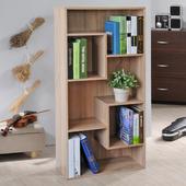 《Hopma》現代書櫃/收納櫃(淺像木)