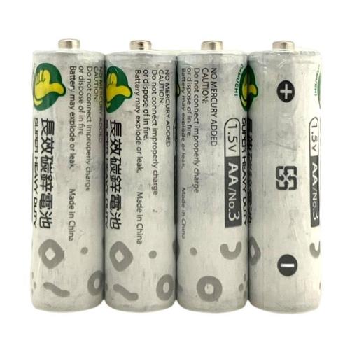 FP 長效碳鋅 3號電池(AA/R6P/ 4入/組)