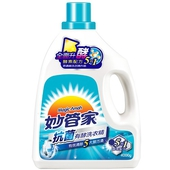 《妙管家》抗菌洗衣精(4000g/瓶)
