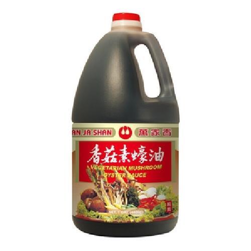 《萬家香》香菇素蠔油(4400g/桶)