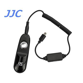 JJC 富士FUJIFILM快門線遙控器/遙控線(S-F1,相容FUJIFILM原廠RR-80快門線)