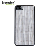 《Nexestek》Nexestek iPhone 5/5S 日系禢禢米編織款手機保護殼(簡約白色)