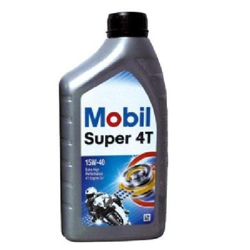新美孚 超級四行程機車引擎機油 15W-40(1LT/罐)