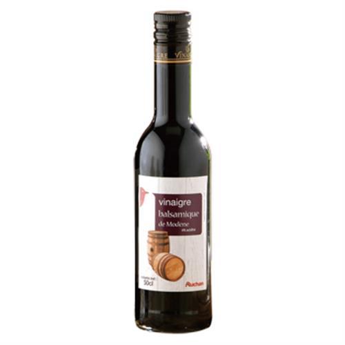 Auchan 紅酒醋(500ml/瓶)