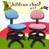 《MIT》哆啦粉彩兒童學習椅(叮鈴粉)