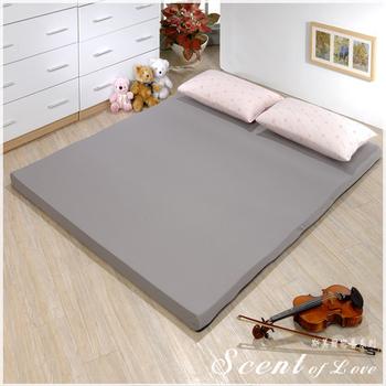 《戀香》排汗透氣10公分記憶床墊(雙人5尺)