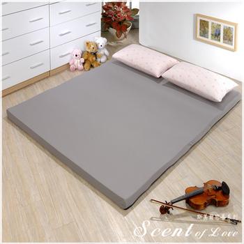 《戀香》排汗透氣5公分記憶床墊(單人3尺)