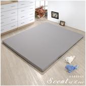 《戀香》排汗透氣乳膠床墊(單人3尺)