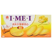 《義美》美味薄餅夾心-起司(144g/盒)