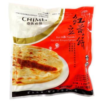 奇美 紅豆煎餅(100g*5片/包)