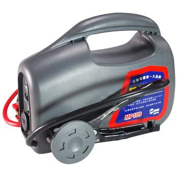 超級電匠迷你傳統型救車電源 MP109 (12V 9AH)