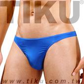 《TIKU 梯酷》美臀型男三角男內褲-藍色(LP1693)(L腰圍29-32吋)