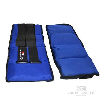 《JOEREX》12磅體能訓練綁腿沙袋/沙包組JW12-1對(6磅/1只)