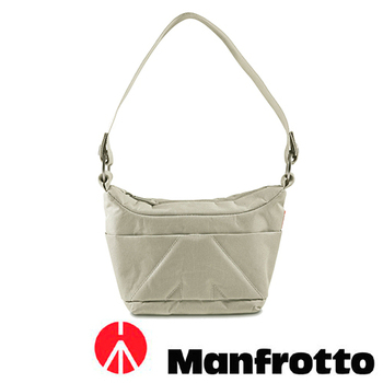 Manfrotto 曼富圖 AMICA 15 米卡系列女用肩背包(MB SV-SBW-15DV 白)