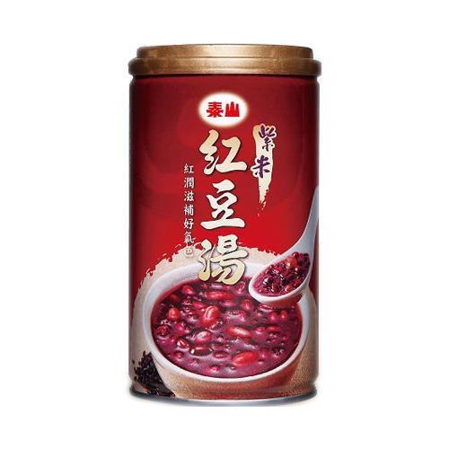 泰山 紫米紅豆湯(330g*6罐/組)