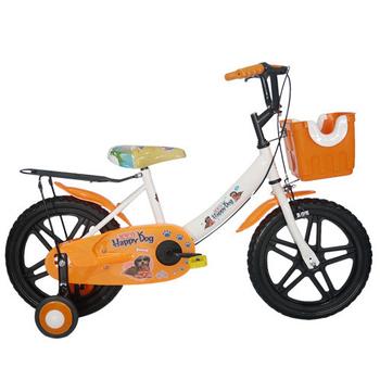 Adagio 16吋酷樂狗童車附置物籃(橘色)