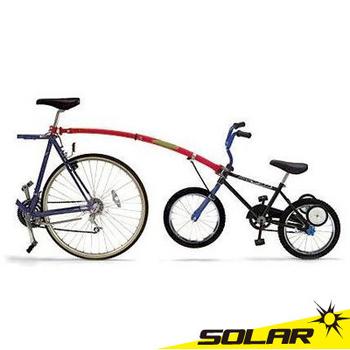 SOLAR Trail-Gator親子車拖車桿/兒童拖車架(拖車架)
