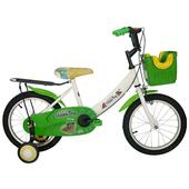 《Adagio》16吋酷樂狗打氣胎童車附置物籃(綠色)