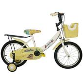 《Adagio》16吋酷樂狗打氣胎童車附置物籃(米色)