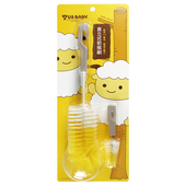 《優生》USBABY直立式奶瓶刷-羊1組 $49