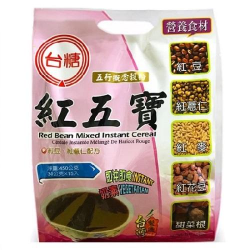 台糖 紅五寶(30g*15包/袋)