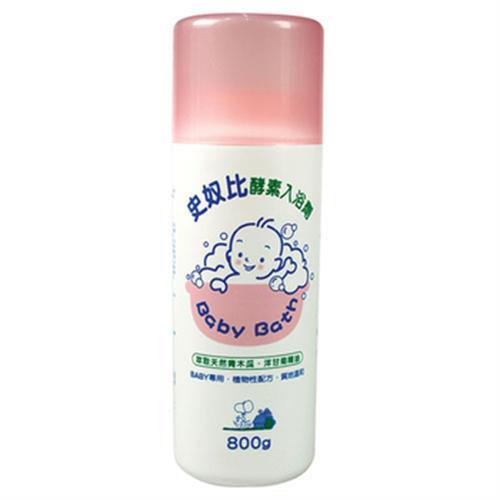 優生 史奴比酵素沐浴劑(800g/瓶)