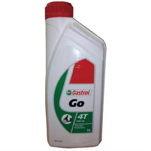 嘉實多 GO 4T 20W/40四行程機油(1公升;符合API SG)