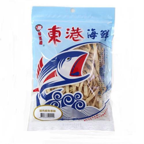 原味巡禮 滷肉鱈魚香絲(80g/包)