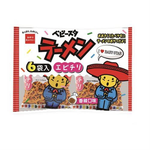 優雅食 模範生點心餅分享包-香辣(40gx6包/組)