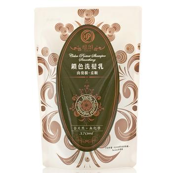 琺頌 FASUN 鎖色洗髮乳(補充包)-山葵根柔順(370ml)