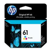 《HP》CH562WA NO.61 原廠彩色墨水匣