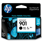 《HP》No.901 Officejet 黑色墨水匣(CC653AA)