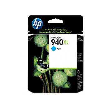《HP》940XL 原廠藍色墨水匣(C4907AA)